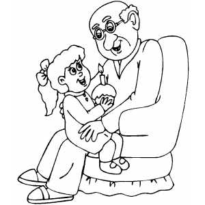 grandpa coloring pages - what is a coyote calling event world championship