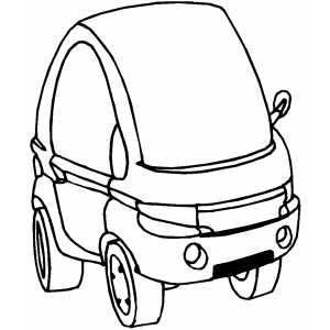 cars cartoon coloring pages - photo#44