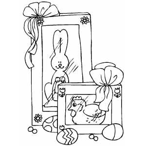 easter candy coloring pages - photo#33