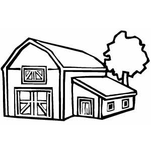 barn dance coloring pages - photo#34