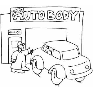 autos and repair
