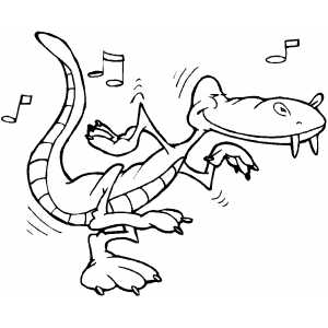 rock and roll coloring pages - photo#12