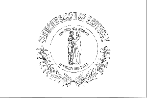 Kentucky State Flag Coloring Page Kentucky State Flag Coloring Page