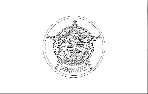 Minnesota state flag coloring page for Minnesota state flag coloring page