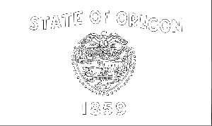 Oregon state flag coloring pages usa for kids sketch for Oregon flag coloring page