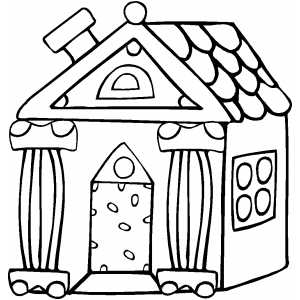 26 Doll House Coloring Page Download Now Png Format My Safe
