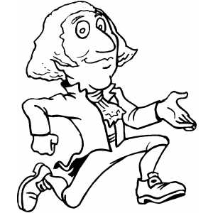 George washington coloring page for George washington coloring pages printable