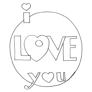 Love  Coloring Pages on Download This Coloring Page I Accept The Freeprintablecoloringpages