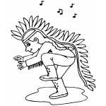 native american history coloring pages - photo#20